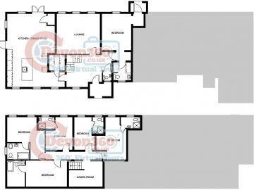 2D Floorplans Devon 360